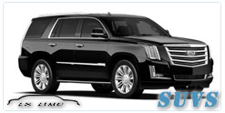 Fort Myers SUV for hire