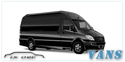 Van rental and service in Fort Myers, FL