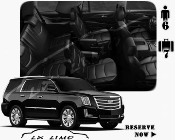 SUV Escalade for hire in Fort Myers, FL