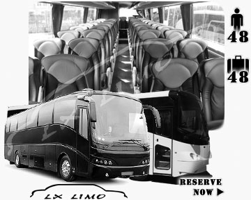 Fort Myers coach Bus for rental | Fort Myers coachbus for hire