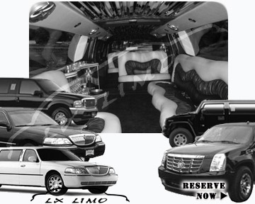 Fort Myers Stretch Limos for rental