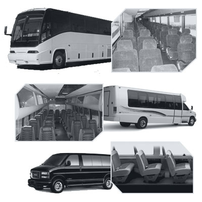 Fort Myers Coach Bus rental