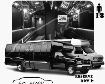 Fort Myers Party Bus party Bus | 18 passenger PartyBus in Fort Myers