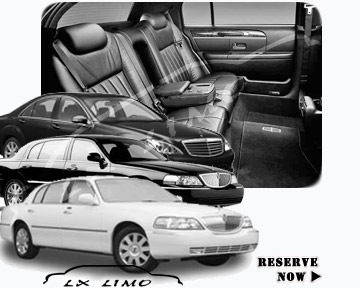 Fort Myers Sedan hire for wedding